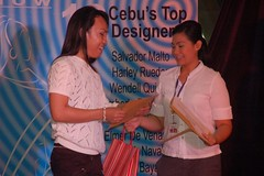 Fashion designer (bluecebu88) Tags: show fashion mall d50 nikon sigma cebu 18200 robinsons bluecebu88