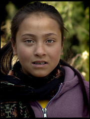 Mountain Girl (Sukanto Debnath) Tags: portrait india mountain girl face eyes sony teen nepalese f828 sikkim sikkimese debnath pahadi ysplix sukanto sukantodebnath soreng