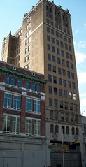 Griffith Building in Newark