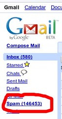 gmail the spam killer