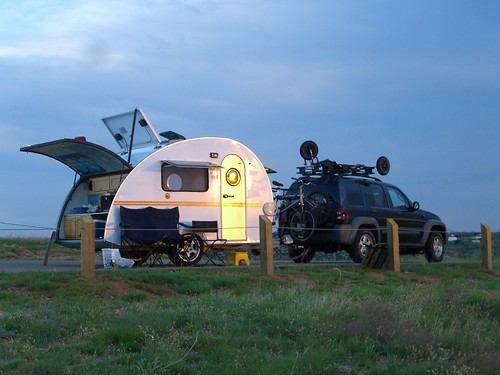 Teardrops n Tiny Travel Trailers • View topic - Unique Solar-Powered