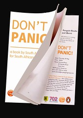 Don't Panic! Invitation to the Launch