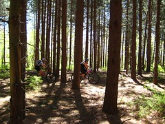 Girls on Bikes - Memorial weekend riding