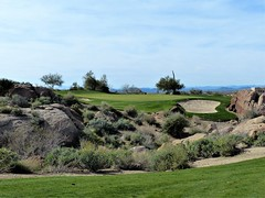 Troon North Pinnacle #2 pitch to green 377ed (tewiespix) Tags: troonnorth golfcourse golf pinnacle phoenix scottsdale arizona