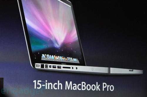 Mac Book Pro WWDC 2009