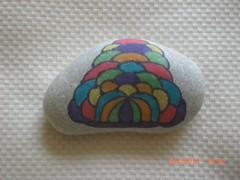 kemer 20 (fulev) Tags: summer art beach nature paint handmade istanbul pebble antalya handcraft kemer seastone faitalamain aklta mediterraneanstones