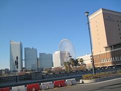 摩天輪與皇后廣場