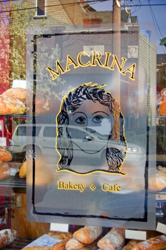 Macrina Bakery: Queen Anne Branch
