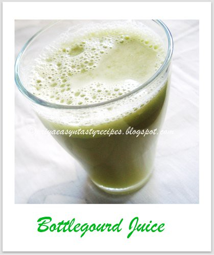 Bottlegourd Juice