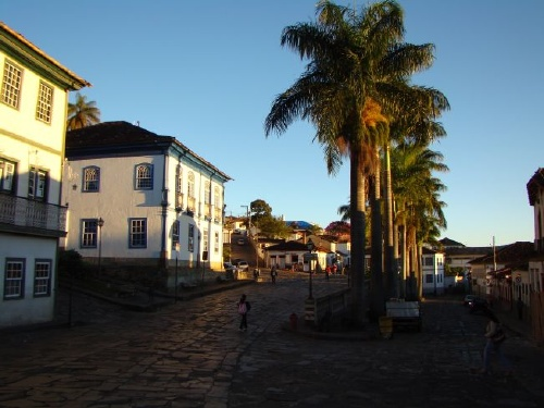 City Center - Diamantina - Brazil