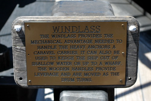 Windlass Info