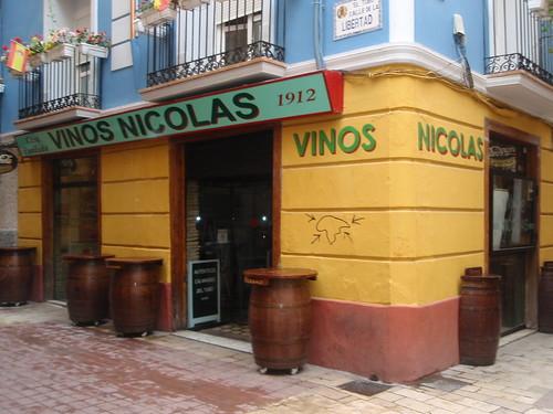 Zaragoza | Vinos Nicolás | Exterior
