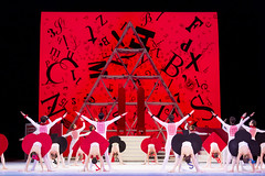 Christopher Wheeldon and the many different styles that bring Alice's Adventures in Wonderland to life