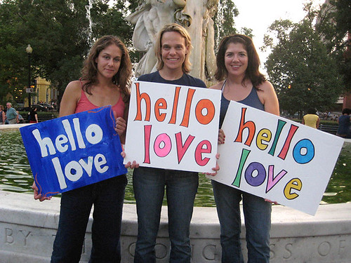 The HELLO LOVE Ladies