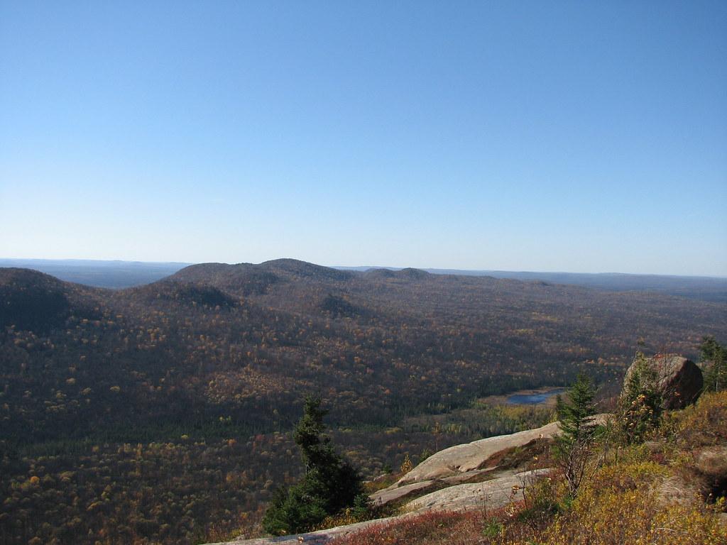 Azure Mountain view