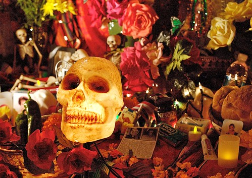 Day of the Dead at Hollywood Forever