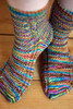Aquaphobia Socks