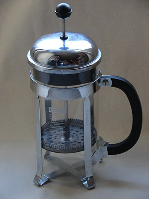 Appliances » Coffee Makers » Bodum CHAMBORD French Press Coffee Maker with