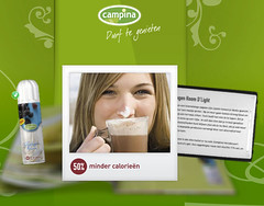 Campina Slagroom D'light