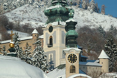 Old castle & city hall (jandudas) Tags: old city winter snow europe central eu mining unesco hills historical slovensko slovakia slowakei stiavnica banska slovaquie schemnitz selmecbnya top20travelpix