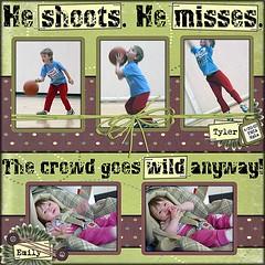 4-20-07 He Shoots. He Misses.