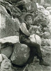 John Muir's Beard