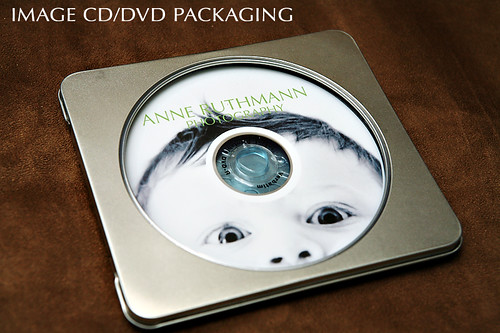 Tin CD/DVD Packaging
