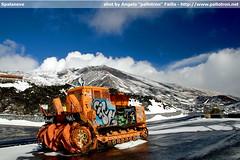 Spalaneve - NO HDR (pallotron) Tags: italy snow landscape volcano italia neve sicily etna regalo sicilia paesaggio vulcano spalaneve elibus photowalkitalia rgspaesaggio