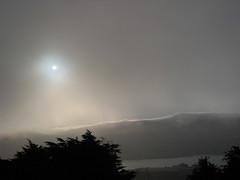 Spooky Clouds over Dunedin