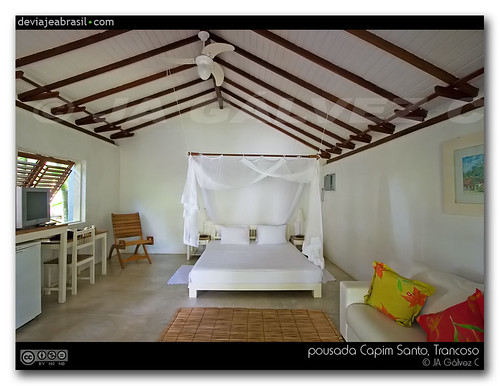 Reviews: <i>Pousada Capim Santo</i>, Trancoso