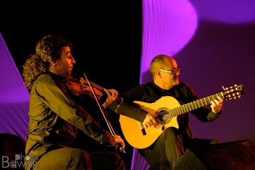 Ara Malikian y José Luis Montón