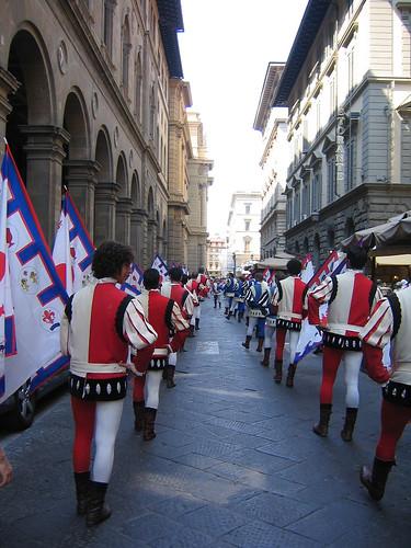 Sbandieratori Ufficiali Firenze - Bandierai degli Uffizi 14 da silaip.