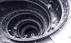 Spirals (` Toshio ') Tags: people italy vatican rome building stairs europe catholic artistic religion europeanunion vaticancity toshio flickrsbest 25faves diamondclassphotographer exitstairs