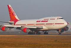 Air India Boeing 747-4H6 VT-AIS Sanchi (7779)
