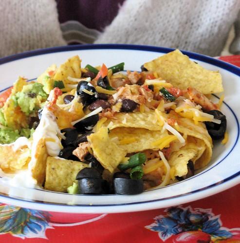 nachos libre