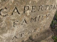 caperton (danmachold) Tags: family cemetery grave graveyard stone digital austin lumix tombstone panasonic austintexas engraving gravestone marker rest engraved fz30 austintx lumixfz30 caperton