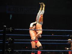 WWE @ Santiago, Chile