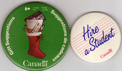Suggestions from the Government of Canada (Will S.) Tags: buttons pins badges canadiana canadapost governmentofcanada postescanada