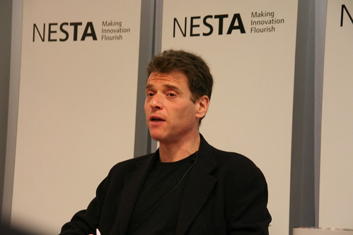 Andrew Keen at NESTA