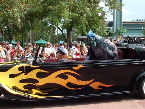 Disney's Stars and Motorcars Parade