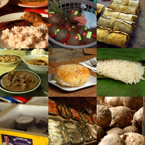 Boholano food