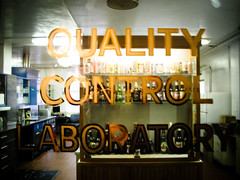 質量控制實驗室