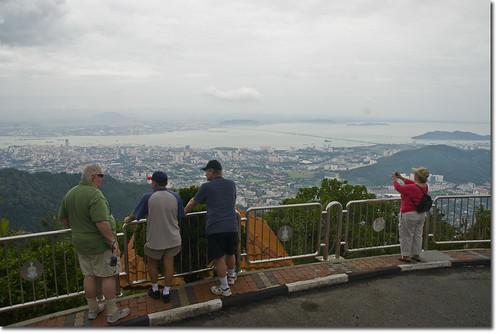 Penang Hill View