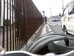 Last Leg Home (drapelyk) Tags: road home bicycle japan ride shiga otsu