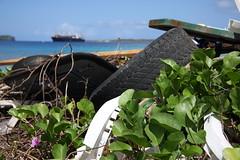 Tanker and tires (kurokojpn) Tags: japan tokyo orlando   guam kuroko canon40d photosjapan kurokoshiroko kuroko01 kurokoshiroko photographytokyo photostokyo bestoftokyo tokyobest orlandojpn thetokyopost kurokojpn