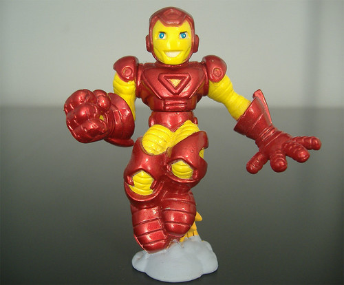 Superhero Squad Iron Man