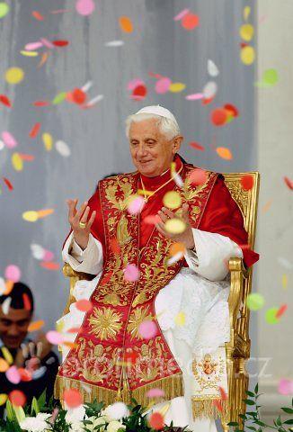 ITALY-POPE-GENOA-VISIT