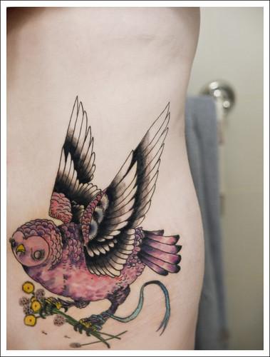 Animal Tattoos women