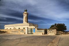 Lampedusa Lighthouse HDR by sailorman627 (J. Helland) Tags: italy lighthouse faro nikon italia sicily hdr sicilia lampedusa d300 helland afsnikkor1870mm13545ged sailorman627 siciliainhdr