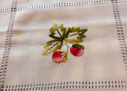 Hungarian Embroidery and Crochet